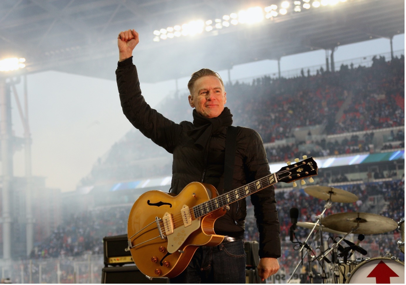 Bryan Adams and Malala speak out for World Hearing Day