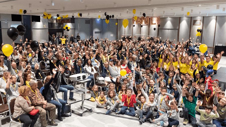La Cochlear Family s'est réunie en France