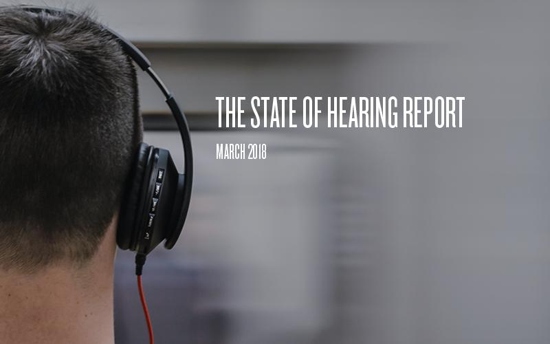 Hearing the future